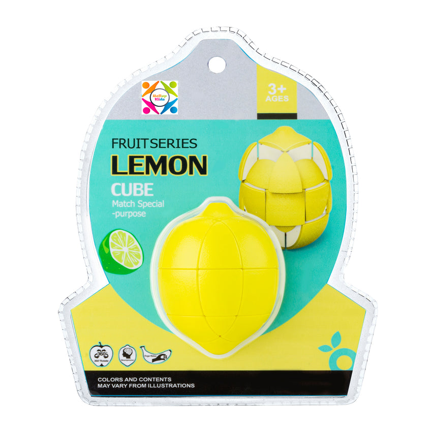 Lemon Magic Cube