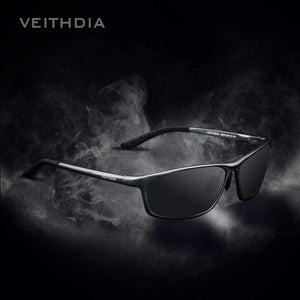 VEITHDIA POLARISED SUNGLASSES-6520-GY - Mashroo