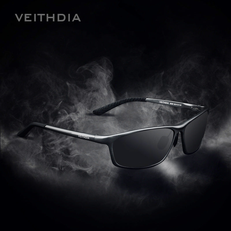 VEITHDIA POLARISED SUNGLASSES-6520-GY