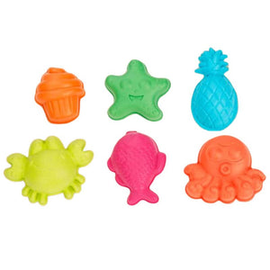 Beach Toy Sea Animal 6pc-Set - Mashroo