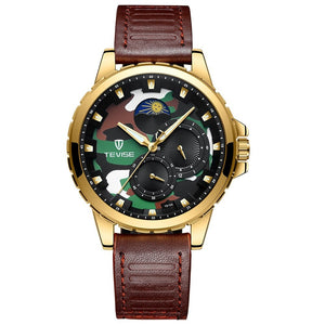 TEVISE Automatic Watch - T-5014 GB - Mashroo