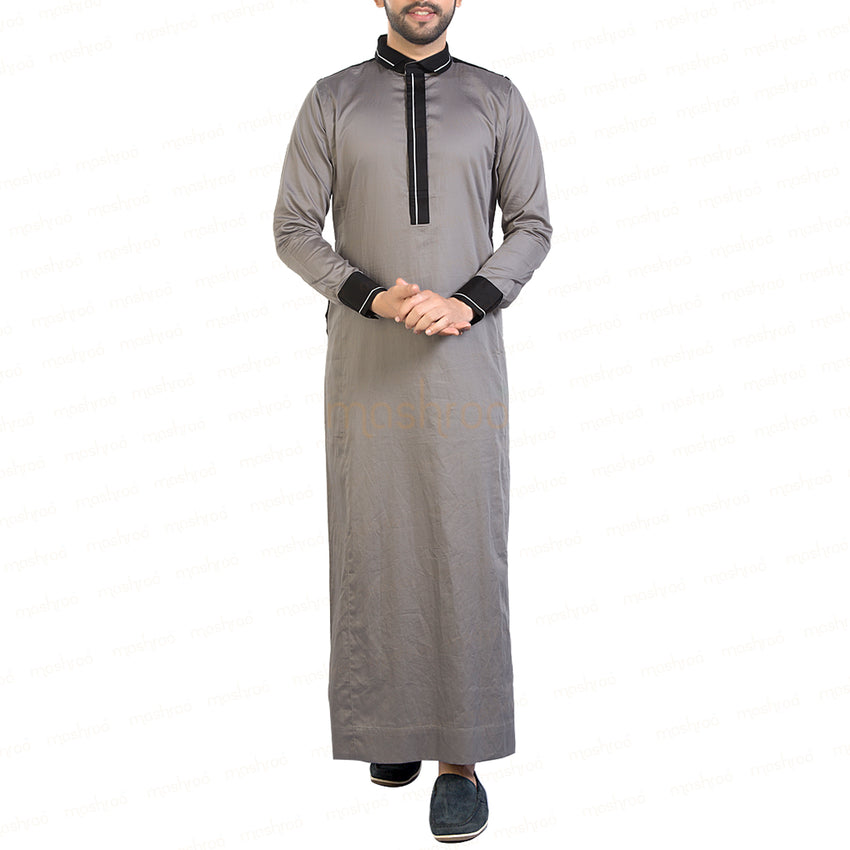 PANACHE GREY & BLACK KANDORA / THOBE for MEN by MASHROO