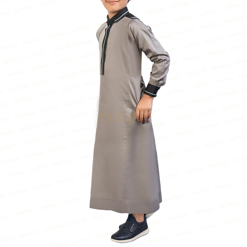 PANACHE GREY & BLACK KANDORA / THOBE for KIDS & BOYS by MASHROO