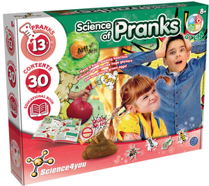 Prank Factory  - Science of Pranks - Mashroo