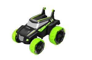 Radio Control Stunt Car – Green - Mashroo
