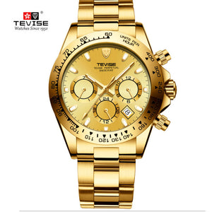 TEVISE Automatic Watch - T-5037 - Mashroo