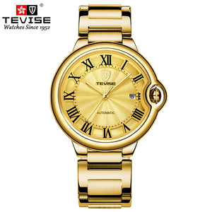 TEVISE Automatic Watch - T-5028 - Mashroo