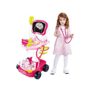 Doctor Play set for Girls Pink - 23 Pieces - Mashroo