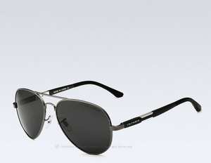 VEITHDIA POLARISED SUNGLASSES-6695-GY - Mashroo