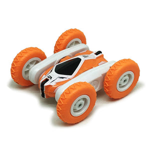 Sinovan - Mini Rc Cool Virtuosity 360 Stunt 2 4 Ghz Car Ca Swing Orange - Mashroo