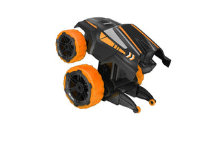 Radio Control Stunt Car – Orange - Mashroo