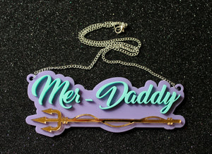 Merdaddy necklace