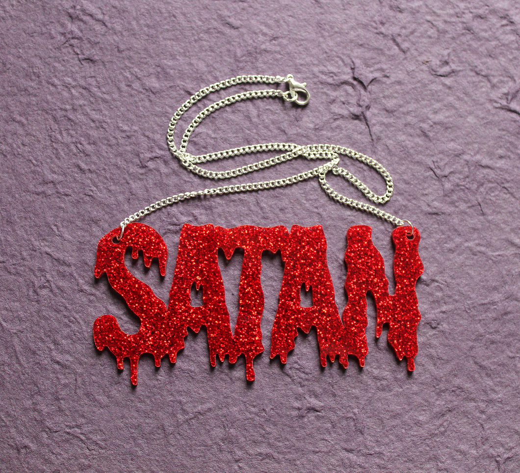 Satan necklace