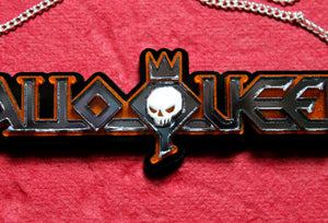 Halloqueen necklace