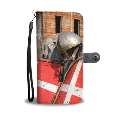 Larp Empire Phone/Wallet Case Red Shields