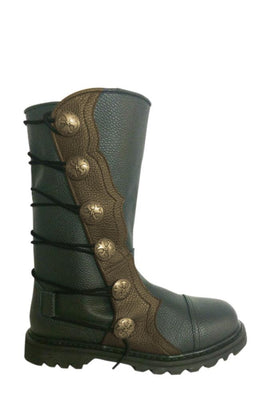 MEN'S LEATHER MID-CALF REN BOOTS