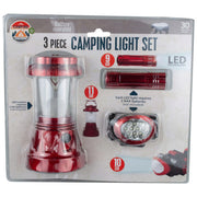 3 Piece Camping Light Set