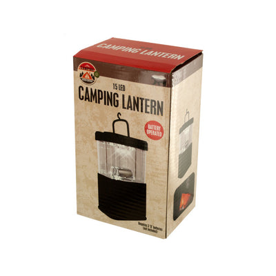 Standard Tall Camping Lantern with Hang Hook