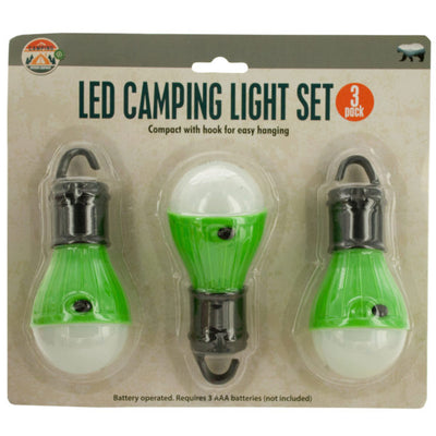 LED Hanging Light Set