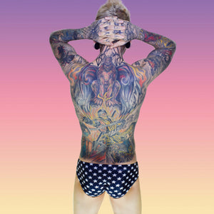 The Daniel - Super Gay Swimsuits and swim trunks for boys and men this summer