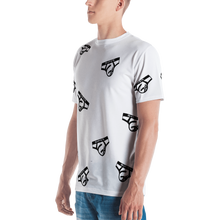 White Black Collage T-Shirt