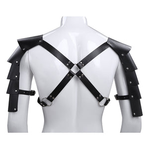 Super Gay Underwear - The Maximus Faux Leather Harness