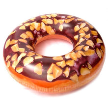 Inflatable Chocolate Donut