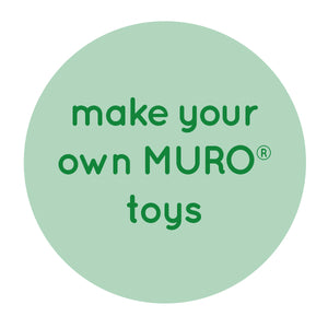 make your own Muro toys