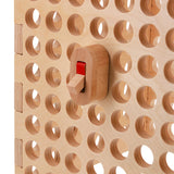light switch on activity board by muro