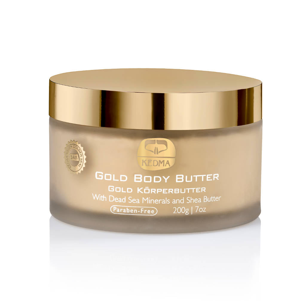 Gold Body Butter