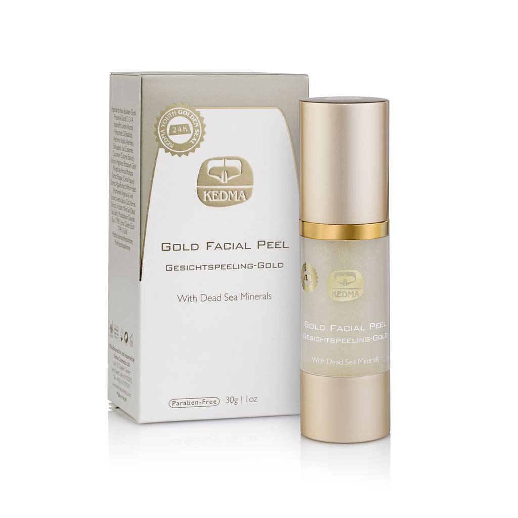 Gold Facial Peel