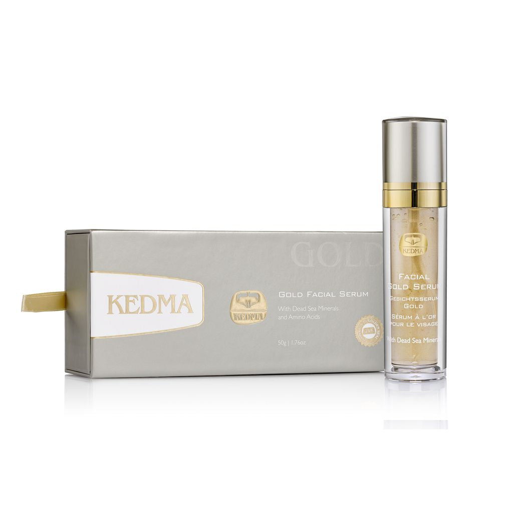 Facial Gold Serum