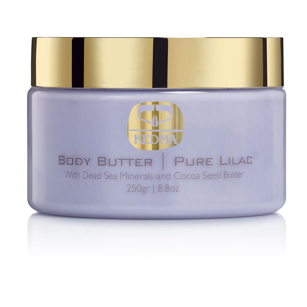 Body Butter Pure Lilac - 8.8 oz / 250 gr