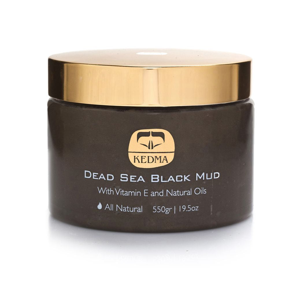 Black Mud Body Wrap