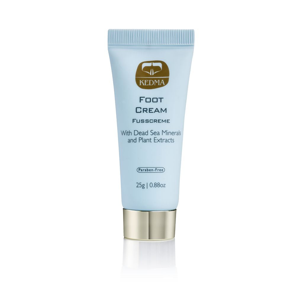 Foot Cream - Travel Size (0.88 oz / 25 gr)