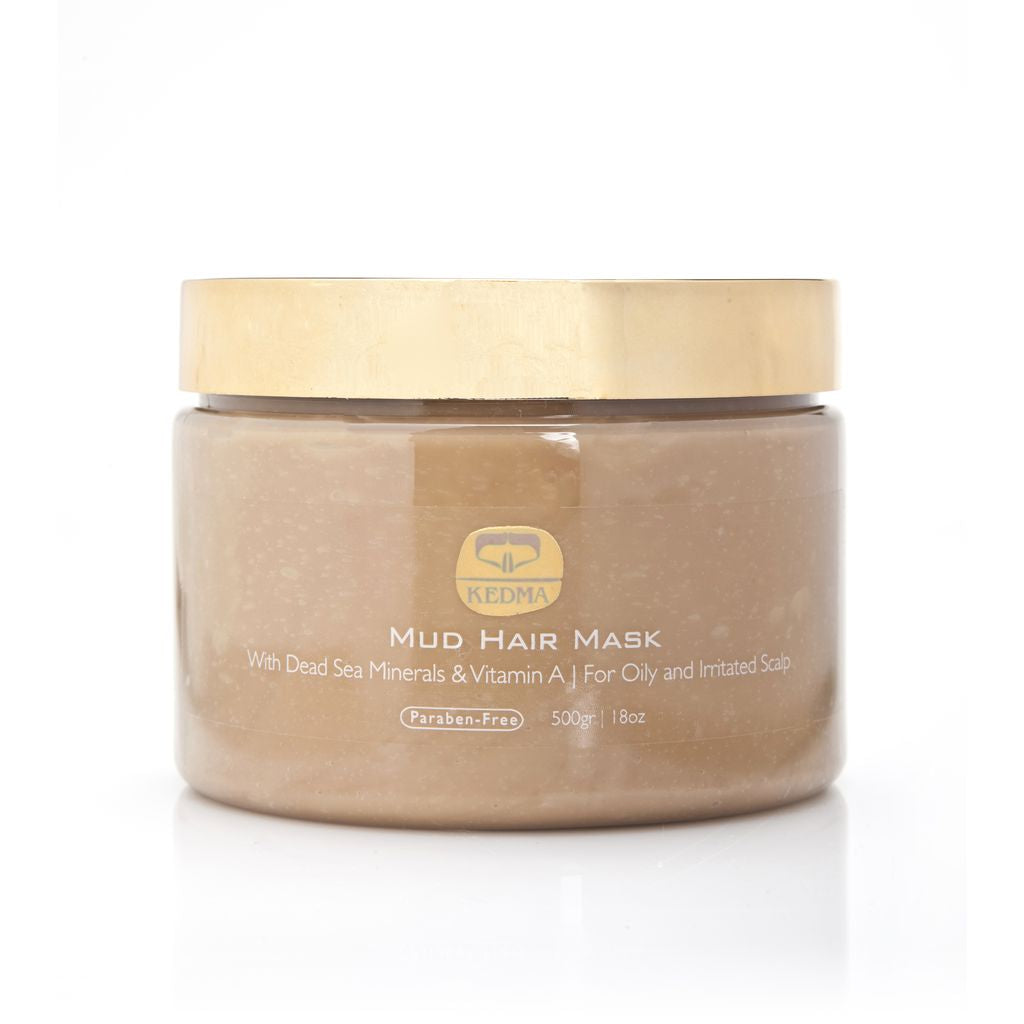 Mud Hair Mask