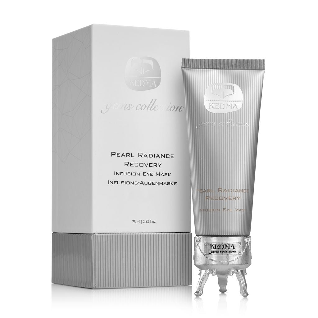 Pearl Radiance Recovery Infusion Eye Mask