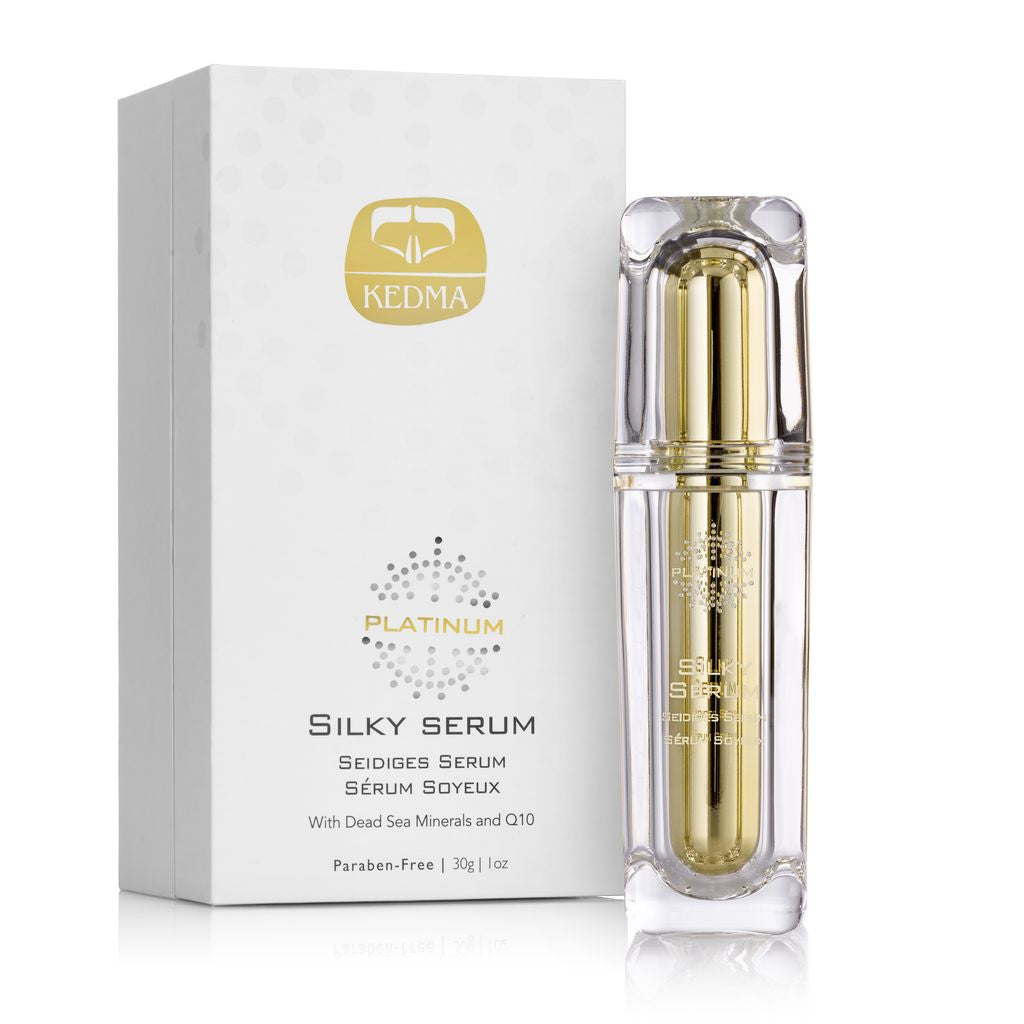 Platinum Silky Serum