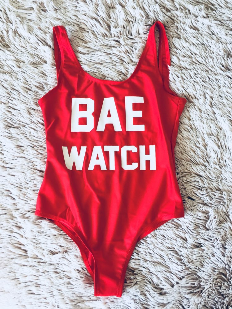 BAEWATCH Sexy Swim Suit