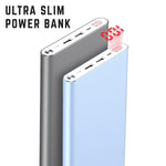 PowerKing™ YooBao Ultra Slim Power Bank 20000mAh