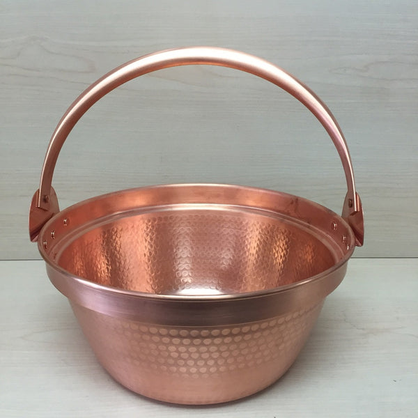 DEEP COPPER POT - 山菜鍋
