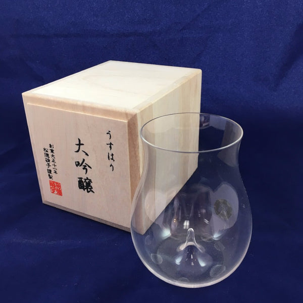 USUHARI GLASS DAIGINJO- for SAKE, WINE, COCKTAILS