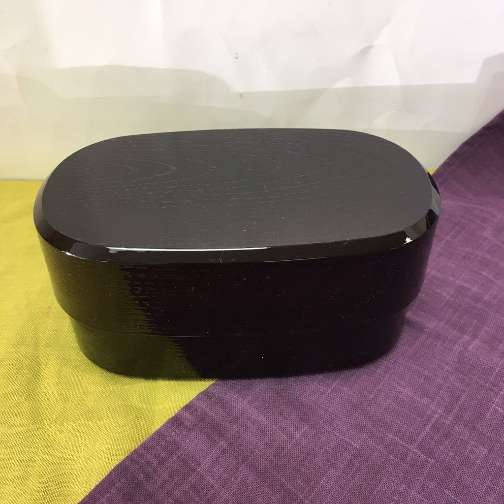 LUNCH BOX - LACQUER COATING