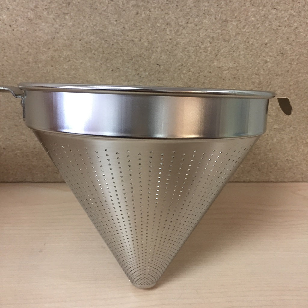 CONE SHAPED STRAINER