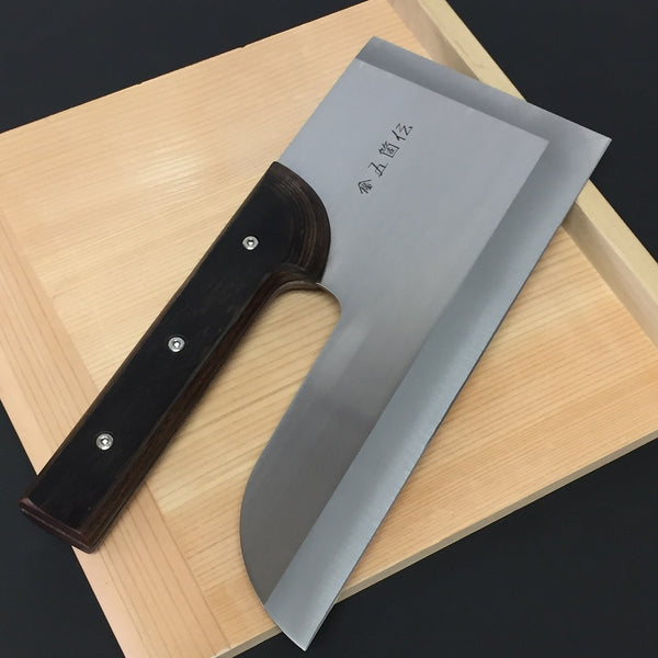 GOKADEN SOBA KIRI KNIFE STAINLESS STAINLESS STEEL 270mm / 11""
