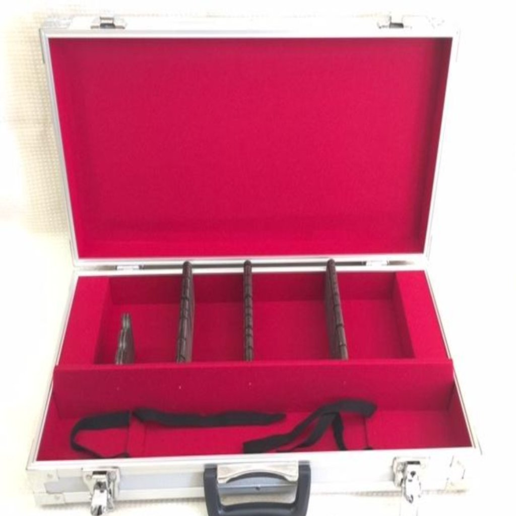 HIGHT QUALITY KNIFE CASE AH-1/WITH KEY