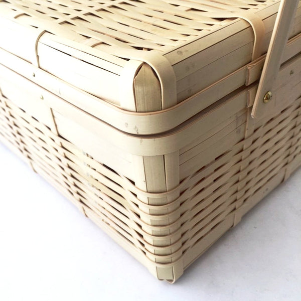 Bamboo Lunch basket