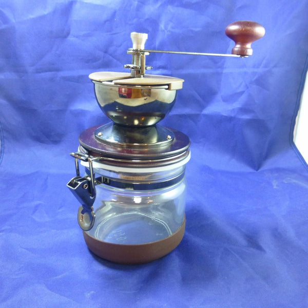 CANISTER COFFEE MILL/ GRINDER
