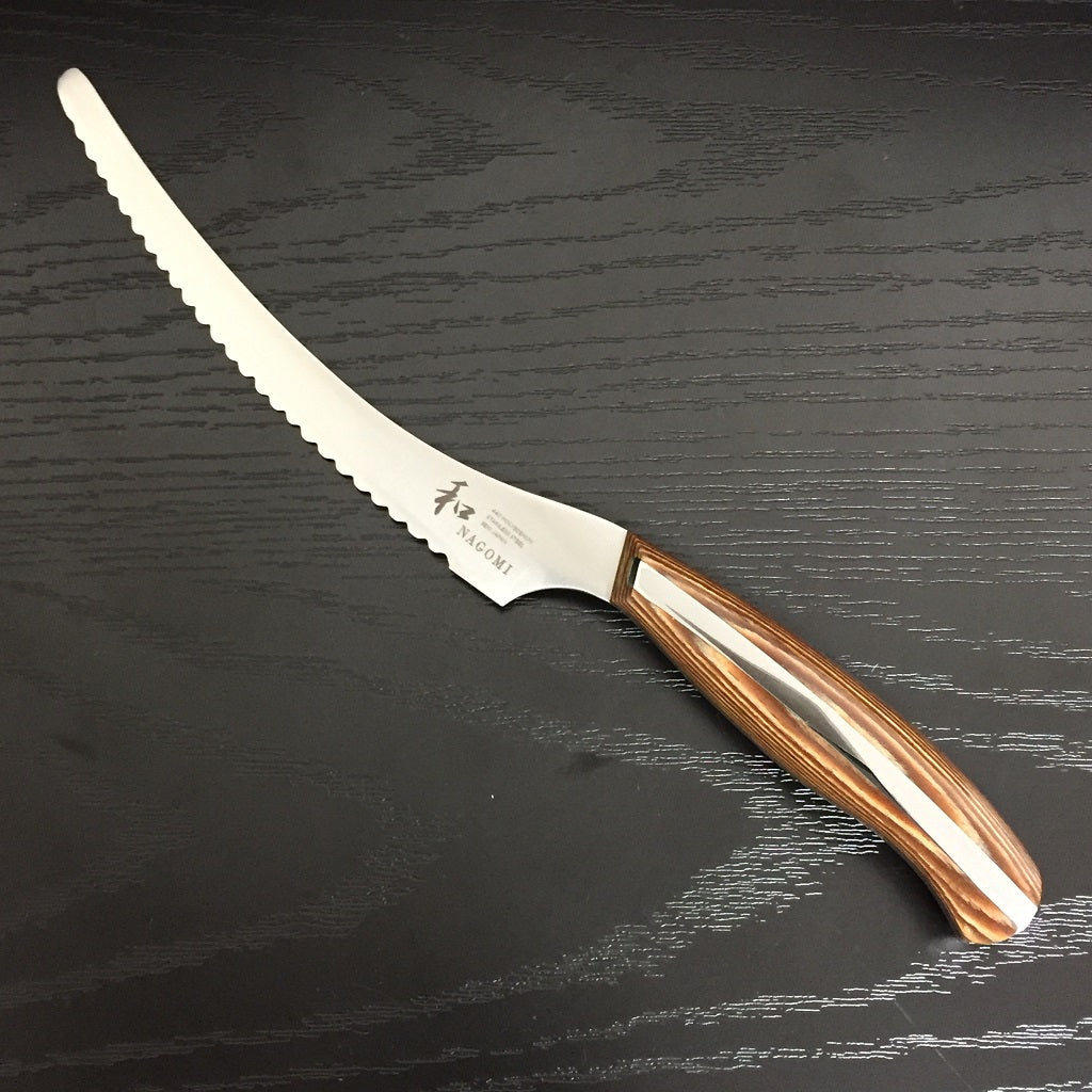 "NAGOMI ""WA"" CAKE KNIFE-155mm"