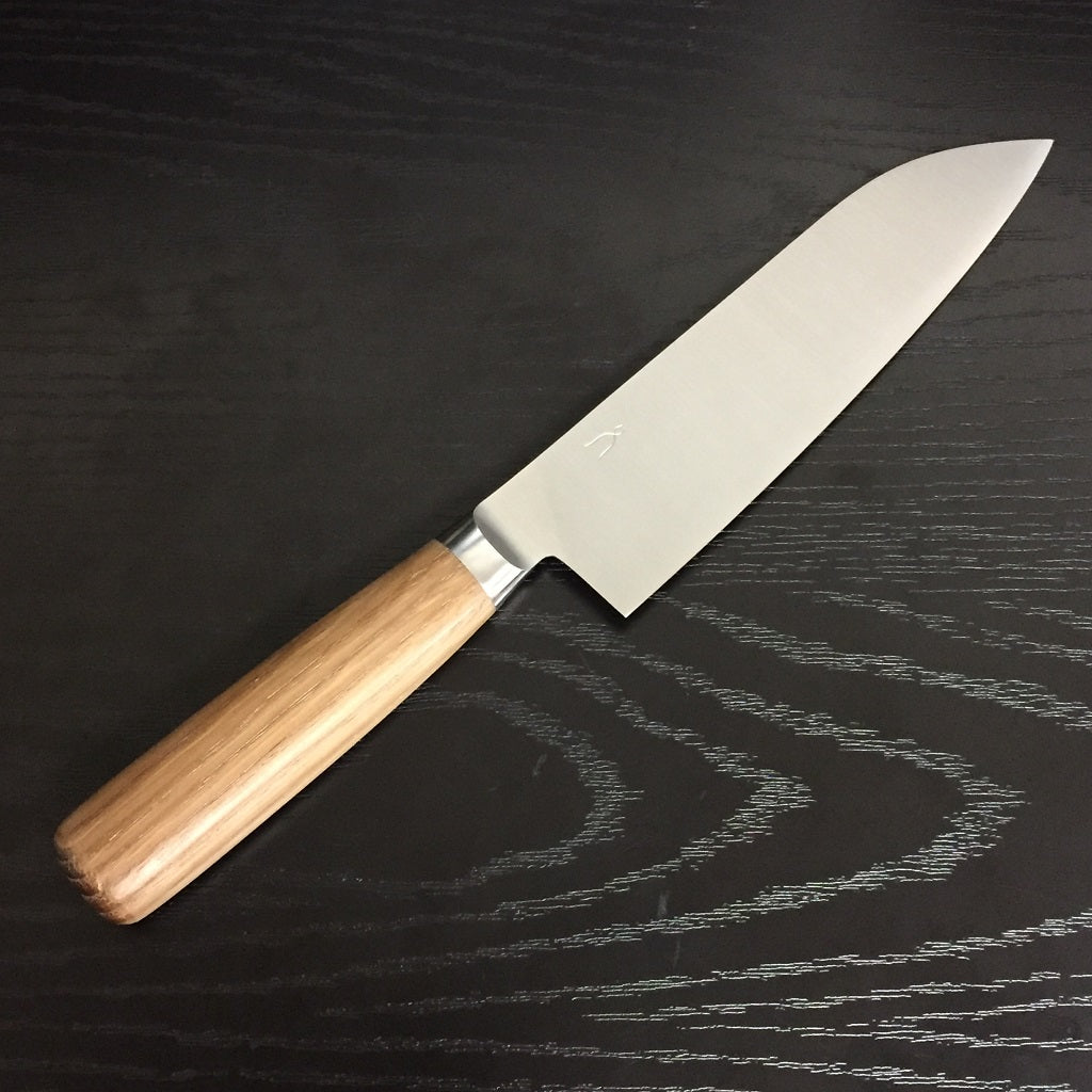 "TADAFUSA SANTOKU KNIFE 170MM(6.7"")"